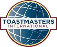 Member, Toastmasters International